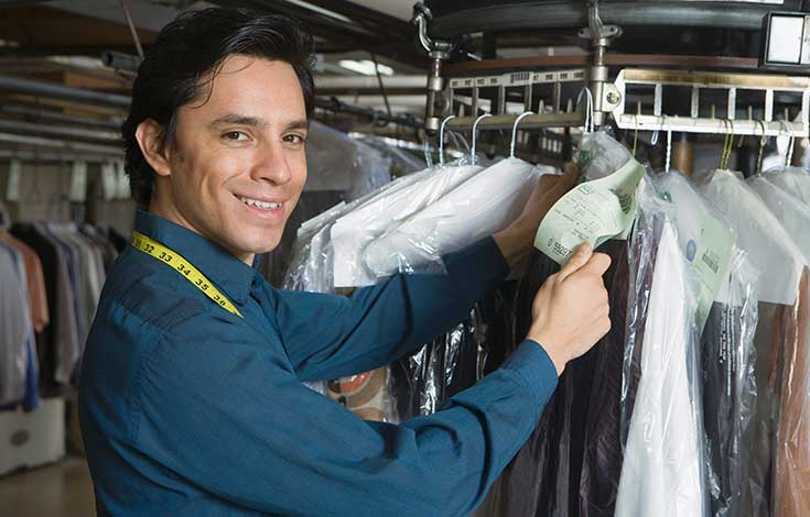 Teachers Save Time with Drop Off Laundry Services